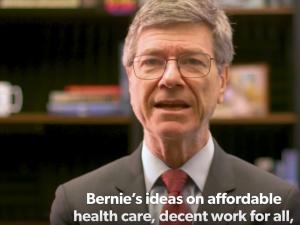 """""""Czekamy na Balcerowicza"""". Jeffrey Sachs, autor """"Planu Balerowicza"""" poparł socjalistę Berniego Sandersa"""
