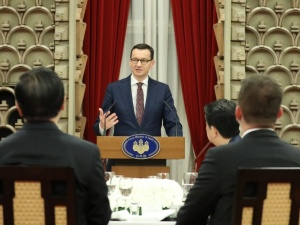 """Premier w Japonii: """"Współpraca i wymiana handlowa między Polską i Japonią rośnie w tempie dwucyfrowym"""""""
