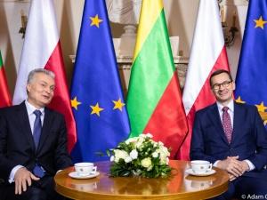 """""""Czyli mówicie, że Polska jest izolowana?"""". Pierwsze komentarze po decyzji prezydenta Litwy"""