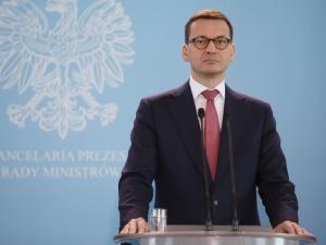Pilne! Premier Morawiecki skierował do TK wniosek o zbadanie uchwały Sądu Najwyższego