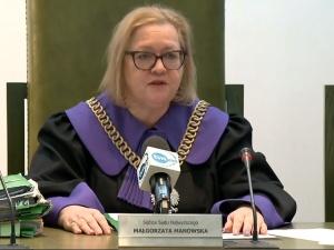 Są skutki wczorajszej decyzji SN. Sędzia wybrana przez nową KRS odroczyła swoje rozprawy