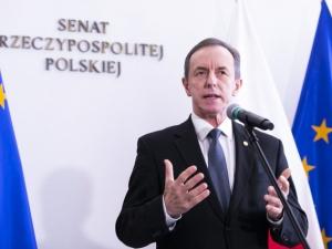 """""""Pogarda dla sądownictwa osiągnęła poziom niemożliwy do zaakceptowania"""". Apel Grodzkiego w """"Wyborczej"""""""