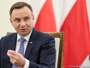 Prezydent Andrzej Duda złożył wniosek do TK ws. uchwały trzech izb Sądu Najwyższego
