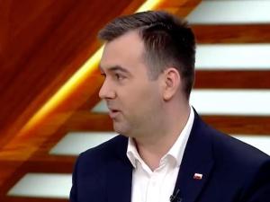 [video] Spychalski: Prezydent mówił, że propozycje parlamentu powinny być częścią porządku prawnego