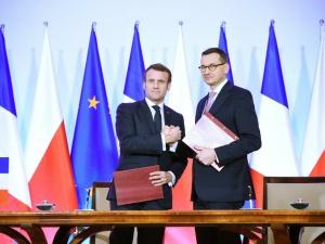 Polsko-francuska deklaracja. Jej znaczna część dotyczy energetyki