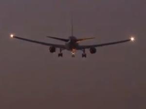Awaryjne lądowanie kanadyjskiego samolotu w Madrycie. Na pokładzie 131 pasażerów