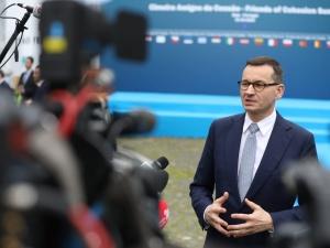 Wizyta premiera Morawieckiego w Brukseli. Głównym tematem będą negocjacje budżetowe