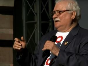 """Wałęsa: """"Jadę po Kaczyńskiego by go przewieść do miejsca właściwego, albo On mnie, albo ja jego"""""""
