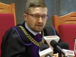 Jest uzasadnienie Izby Dyscyplinarnej ws. zawieszenia Pawła Juszczyszyna