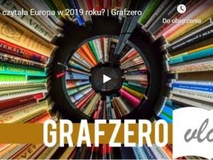 [Grafzero vlog] Co czytała Europa w 2019 roku?