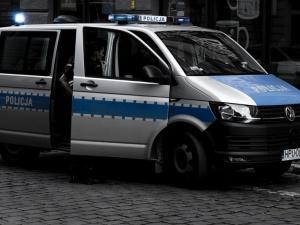 Polska. Ewakuacja z powodu bomby. Policja zabezpiecza miejsce