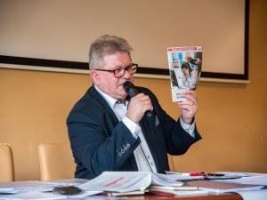 Tadeusz Majchrowicz: Szykujemy akcje protestacyjne pod sklepami Castoramy w których zwalniano związkowców