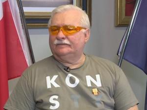 """Wałęsa w szokujących słowach o Polsce. """"Nie podoba się taka Europa, to won"""""""