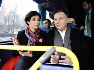 Wicerzecznik PiS dementuje: Nie planujemy zmiany na stanowisku szefowej kampanii prezydenta Dudy
