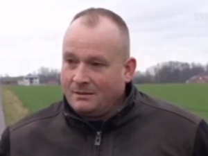 [Wideo] Mężczyzna, który dziękował Prezydentowi w Łowiczu: Liczyłem się z tym, że pójdzie to w świat