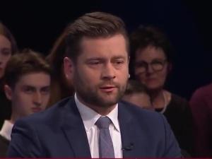 """[video] Bortniczuk do lewicowca: """"Zastanówcie się, czy jesteście Nowa Lewica czy stara komuna?"""""""