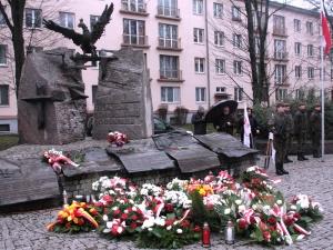 W Łodzi oddano hołd Żołnierzom Wyklętym