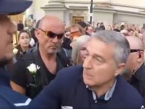 """Ostro. Frasyniuk: """"Radzę Tarczyńskiemu żeby zaczął..."""". Tarczyński: """"Pan mi grozi Panie Frasyniuk?"""""""