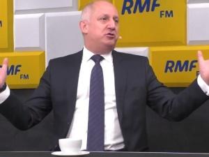 """[video] Gorąco w RMF FM. Neumann: """"Chyba na tym się znam"""". Mazurek: """"Wiemy, ma pan sprawę w prokuraturze"""""""