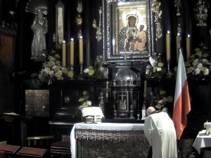 [video] Gorzkie Żale i Liturgia Męki Pańskiej z Klasztoru Ojców Paulinów na Jasnej Górze