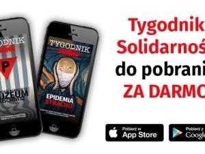 """#zostańwdomu i czytaj ZA DARMO """"Tygodnik Solidarność""""!"""