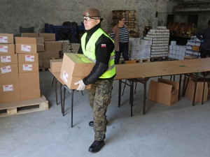 MON: ponad 5 tys. żołnierzy zaangażowanych w walkę z koronawirusem