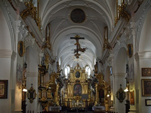 Urna z prochami śp. Krzysztofa Pendereckiego została złożona w krakowskiej bazylice św. Floriana