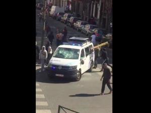 [WIDEO] Belgia: Zamieszki w Brukseli po śmierci 19-latka w czasie interwencji policji. Skradzionobroń