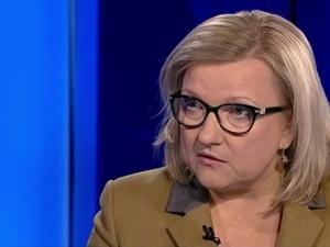 [video] Beata Kempa odnosząc się do słów Róży Thun: Są ludzie, którzy reprezentują poziom trawy