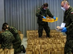 Co Polacy sądzą o zaangażowaniu wojska w walkę z koronawirusem?