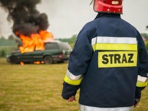 Potwierdzono koronawirusa u 47 osób w warszawskiej Szkole Głównej Straży Pożarnej