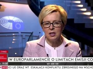 Jadwiga Wiśniewska: Tusk kłamał w Katowicach. Jego małostkowość jest aż nadto widoczna