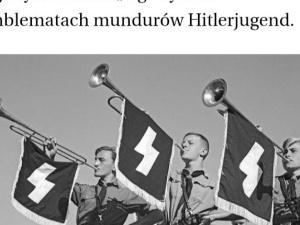 Celebrytki i proaborcjoniści wykorzystują nazistowskie znaki do walki o aborcję?