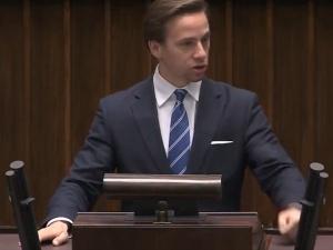 [video] K. Bosak o obywatelskim projekcie #Stop447: Ochrona polskiej własności nie jest antysemityzmem