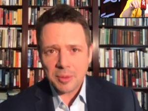 Niepoprawny optymista. Trzaskowski: Kidawa-Błońska ma olbrzymią szansę wygrać z Andrzejem Dudą