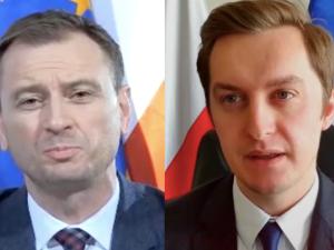 """Nitras w ostrych słowach:""""Takie wybory organizował Jaruzelski, a teraz Kaczyński!"""". Kaleta odpowiada"""