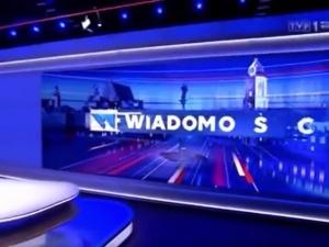 Szułdrzyński vs. Olechowski: Amb. jakiego kraju będzie bronił Wiadomości TVP?; Żadnego, to polski program