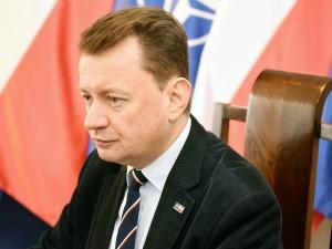 """Min. Błaszczak: """"Dziś w walkę z koronawirusem zaangażowanych będzie 9360 żołnierzy..."""""""