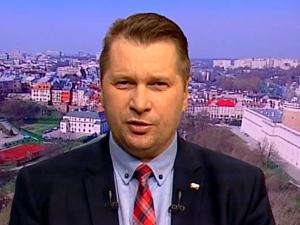 [Wideo]Poseł PiS o opozycji: Gdyby osądzali zbrodniarzy hitlerowskich w Norymberdze to by ich uniewinnili