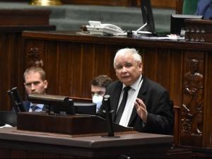 """""""SE""""pisze o""""sekretnym planie awaryjnym Kaczyńskiego"""". Rzecznik PiS: """"Wyssane z palca insynuacje"""""""