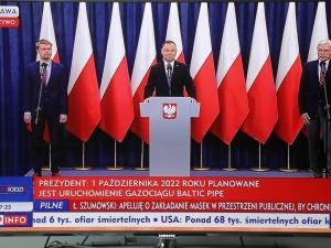 Duda: Rozpoczyna się budowa Baltic Pipe, to milowy krok