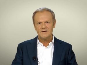"""Tusk kpi: """"Był kiedyś taki dowcip: demokracja na Białorusi..."""". Wybranowski: Mnie się przypomina, jak..."""