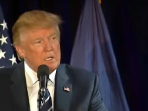 Biały Dom tłumaczy się ze słów Donalda Trumpa o zamachu w Szwecji