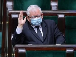 """""""Zwycięstwo któregoś z nich doprowadziłoby do sparaliżowania państwa"""". Mocne słowa Kaczyńskiego"""