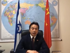 Izrael: Znaleziono martwego Ambasadora Chin