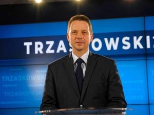 Wybranowski o deklaracjach Trzaskowskiego: Nadwiślański Chuck Norris; udziałowcy TVN lubią to