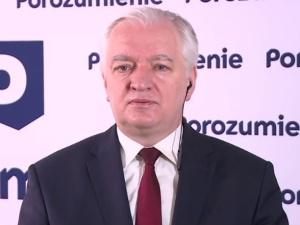 """Gowin chce się spotkać z Kaczyńskim ws... sytuacji w Trójce. """"Mamy liczne uwagi dot. mediów publicznych"""""""
