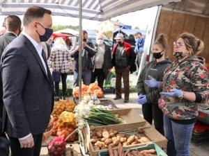 Gliński: Andrzej Duda to prezydent ludzi, nie elit