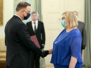 Małgorzata Manowska: Będę zabiegać, aby Sąd Najwyższy nadal był ostoją niezależności