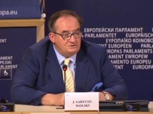 Saryusz-Wolski: W ideologicznym zaślepieniu wzywają do stosowania wobec PLpozatraktatowej przemocy...